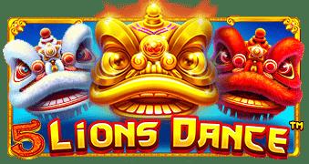 5lion dance