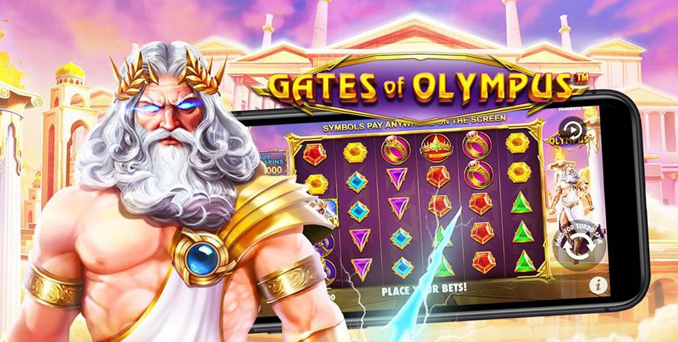 gate of olympus pragmatic